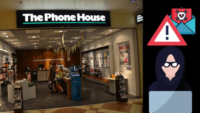 Los ciberdelincuentes de Babuk cumplen su amenaza y difunden parte de los datos robados a The Phone House
